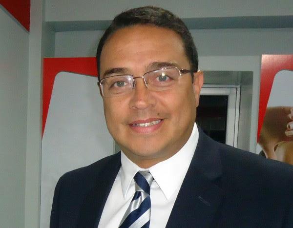 Roberto Salazar Bracco, director de la Comisión de Tránsito del Ecuador en la provincia de Manabí, Ecuador.