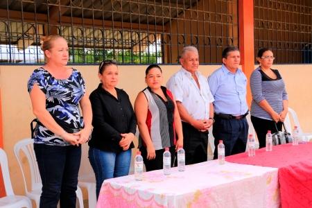 Comité Barrial Villamarina de Manta. Manabí, Ecuador.