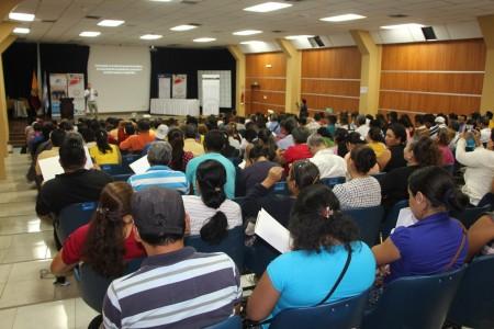 """Curso taller """"Ser más emprendedores"""" de la UTPL, Manta. Manabí, Ecuador."""