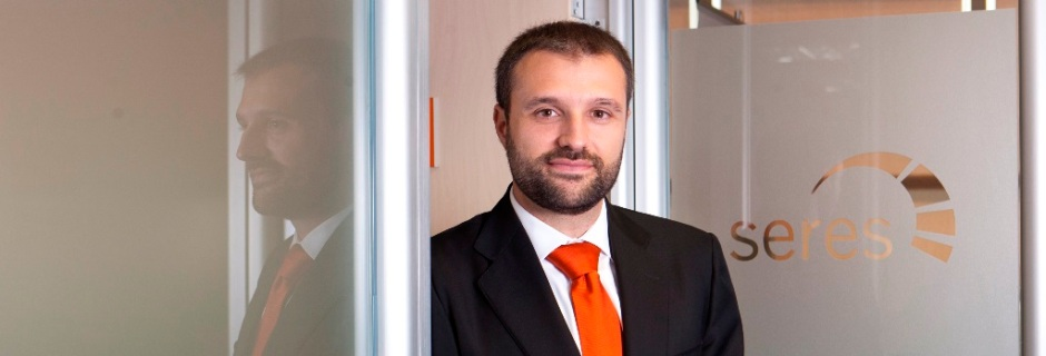 Alberto Redondo, director de Marketing de SERES para Latinoamérica y España.