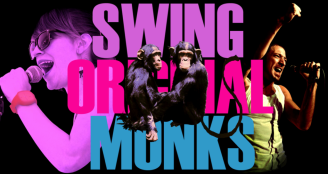 Swing Orgiginal Monks, otra gran banda para el Chill out del Carnaval Manta 2017.