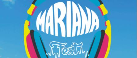 Cartel promocional del festival de música disco en San Mateo, Manta. Manabí, Ecuador.