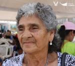 Hortensia Delgado, ciudadana de Manta. Manabí, Ecuador.