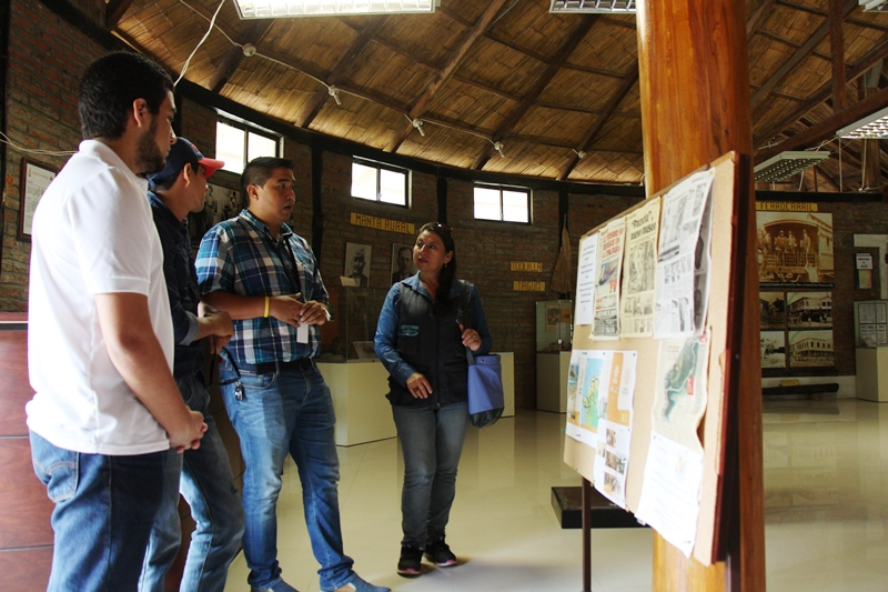 Museo Pacocha, en la zona rural de Manta. Manabí, Ecuador.