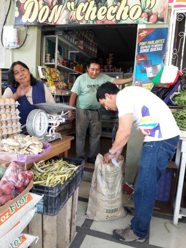 Tienda Don Checho, Manta. Manabí, Ecuador.