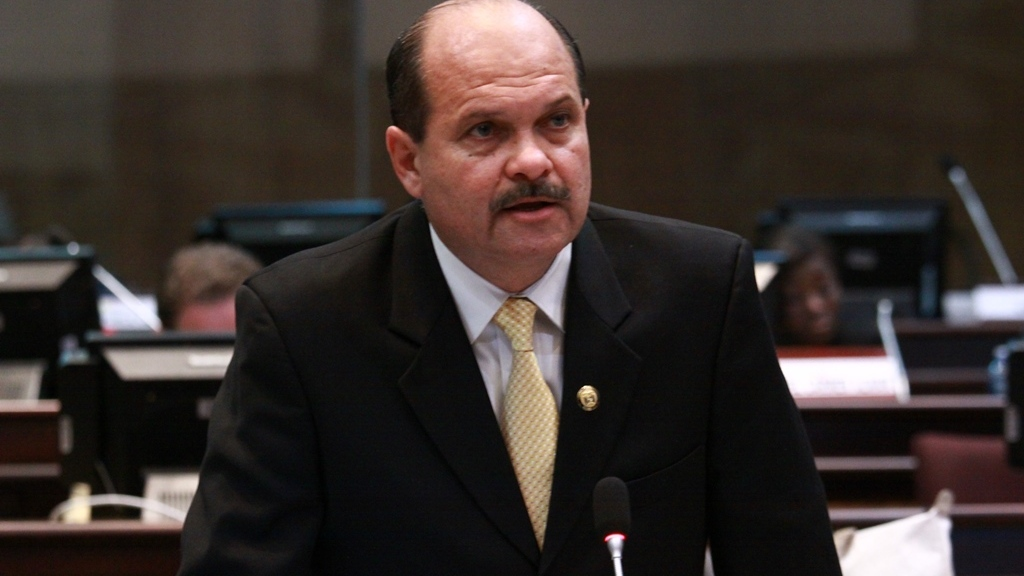 Carlos Bergmann Reyna, asambleísta de la República elegido por la provincia de Manabí, y vicepresidente de la Asamblea Nacional del Ecuador.