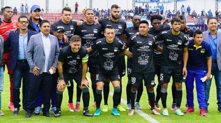 Equipo de fútbol profesional Delfín, de la ciudad de Manta. Manabí, Ecuador.
