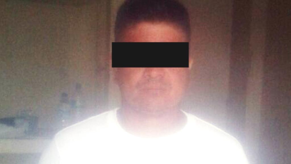 Presunto asesino detenido en El Carmen por la Policía Nacional. Manabí, Ecuador.