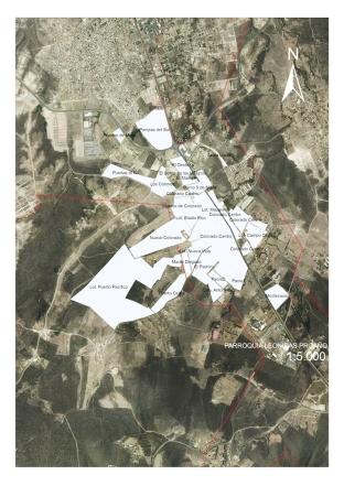 Mapa Parroquia Colorado
