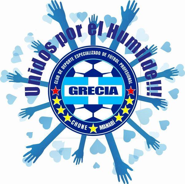 Adhesivo promocional Grecia