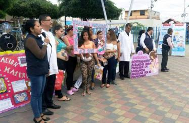 Lactancia materna, la semana mundial