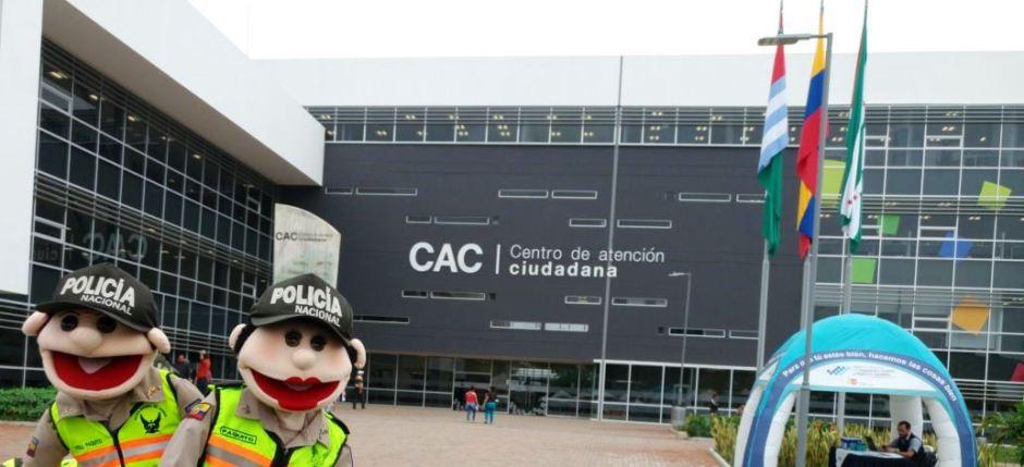Paquito y Paquita, en CAC Portoviejo