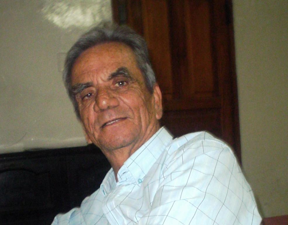 John Cuadros Pazmiño, en primer plano.