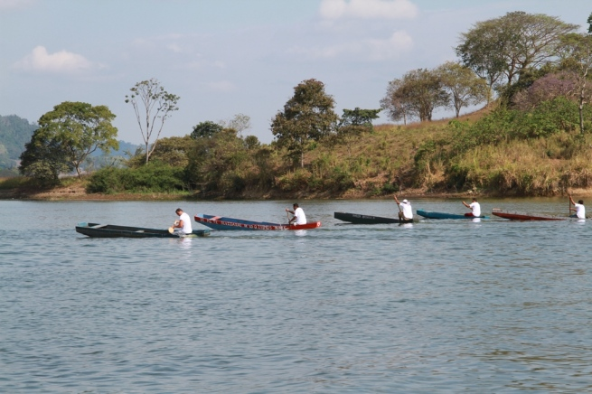 La regata es una magnífica oportunidad para extasiarse con la belleza de este paisaje rural.