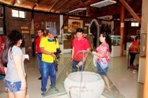 El Museo Pacocha en San Lorenzo, Manta.