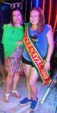 Yadira Delgado, la reina del carnaval 2018 de Montecristi.