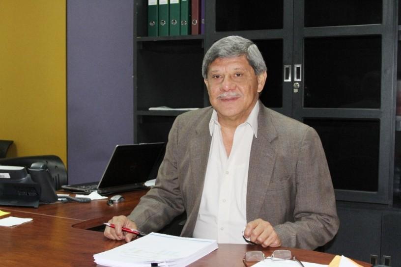 Gustavo Arboleda Izurieta, director provincial del Consejo de la Judicatura de Manabí, Ecuador.