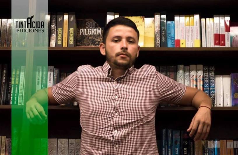Ignacio Loor Vera, periodista y escritor nacido en Calceta pero radicado en Manta. Manabí, Ecuador.