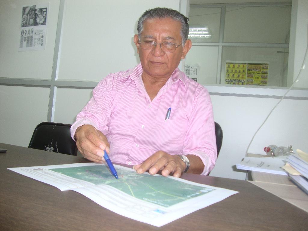Ingeniero Juan Peláez.