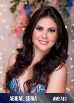 Abigail Soria, Ambato