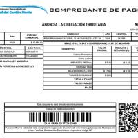 Municipio de Manta emite comprobantes de pago vía internet