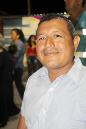 Eduardo Vélez, líder comunitario de San Juan de Manta. Manabí, Ecuador.