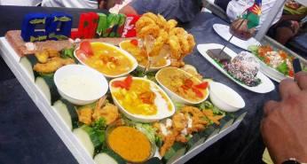 Festival del Coco, platos concursantes