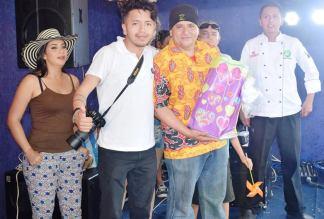 Festival del Coco, Roberto Bonilla es premiado