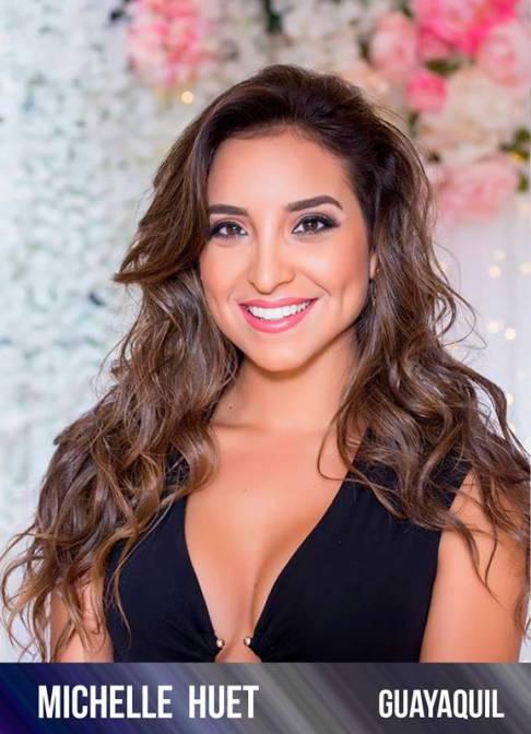 Michelle Huet, Guayaquil