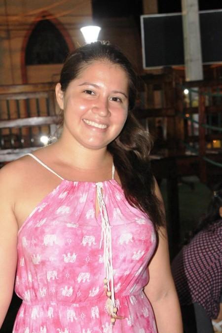 Joselyn Cedeño.