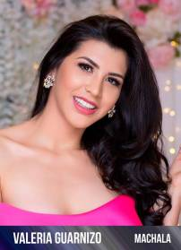 Valeria Guarnizo, Machala