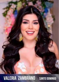 Valeria Zambrano, Santo Domingo de los Tsáchilas