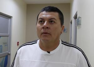 Carlos Álava, líder del Barrio 24 de Mayo de Manta. Manabí, Ecuador.