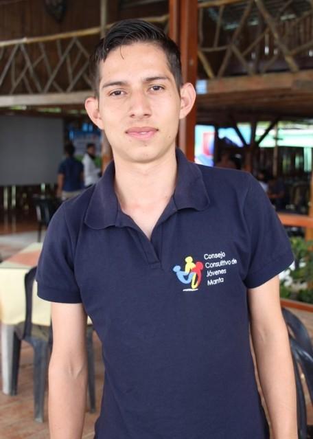 Byron Solórzano.