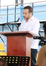 Byron Ruiz, gerente general del Banco de Desarrollo del Ecuador (BDE).