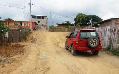 Mostrar estas fotos ayudan a conocer cómo son los poblados y cuál es su situación ambiental.