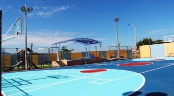 Las instalaciones del parque en todo su esplendor.