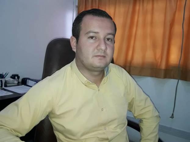 Wilter Álvarez Zambrano, el administrador.