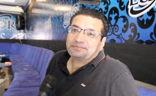 Patricio Puma, propietario y administrador del Bar Luxo y de la Discoteca Euro.