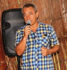 Jorge Intriago, ingeniero civil y especialista en mantenimiento de hospitales.