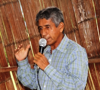 Jorge Chávez, médico y vocal de la CNA-M.