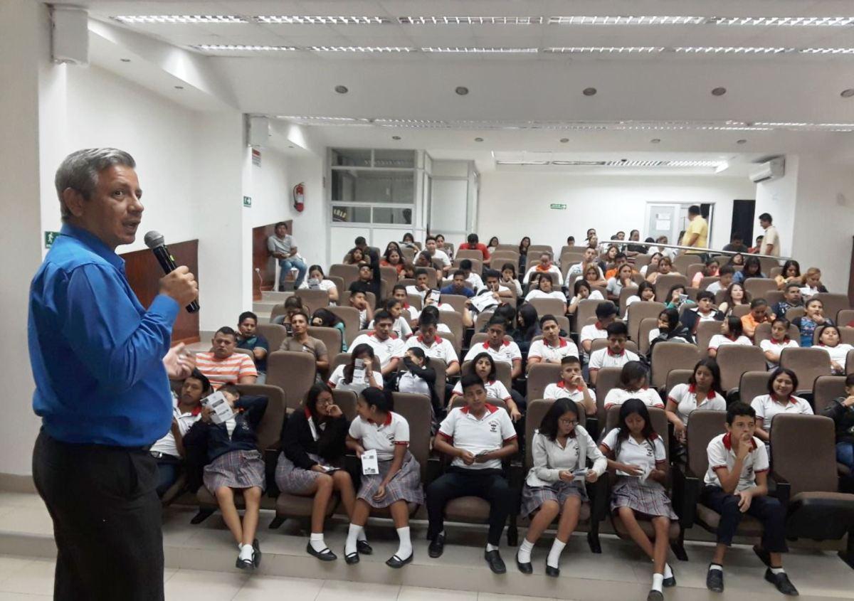 En Montecristi se alienta el proyecto Universidad Virtual de la UTM