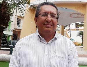 William Mendoza Alcívar, coordinador de la cooperación UTM-GAD Montecristi para el desarrollo de la Universidad Virtual. Manabí, Ecuador.