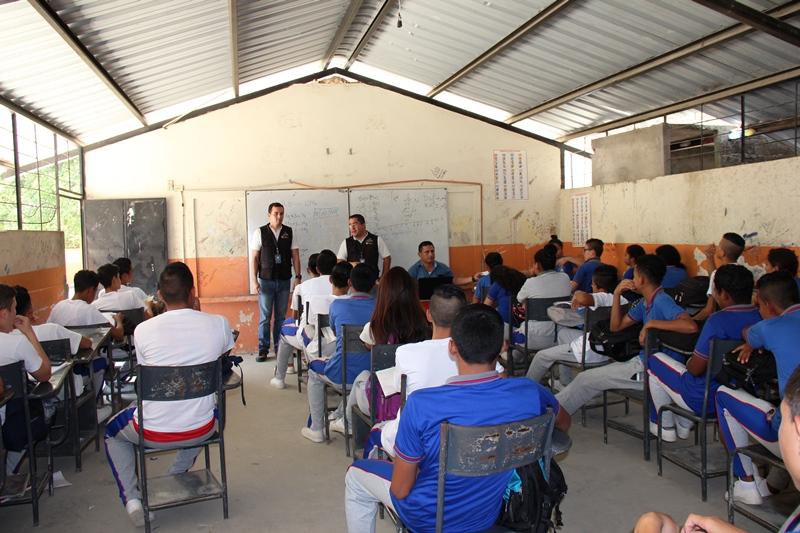 ARCSA se vincula con la comunidad en Santo Domingo de los Tsáchilas, Ecuador.
