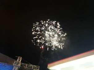 Una muestra de la grandiosidad festiva.