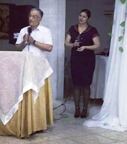 El testimonio del expárroco de Santa Rita.