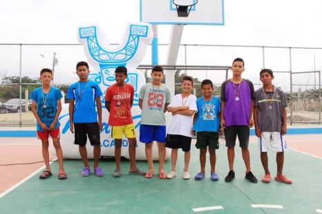 El equipo que obtuvo el vicecampeonato.