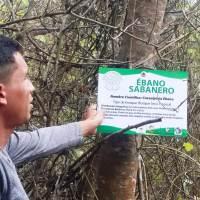 Nuevo sendero para conocer flora y fauna del Cerro Montecristi