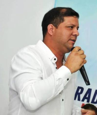 Héctor Egas es precandidato de Sí Podemos para alcalde de Jaramijó.