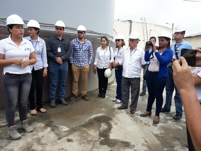 Gerente de la empresa municipal Aguas del Chuno (Chone), expone la crítica situación financiera y operativa de la entidad. Manabí, Ecuador.